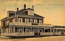 Salisbury Beach MA~Ocean View House Hotel~Bathing Suits to Let or Buy~1911 PC