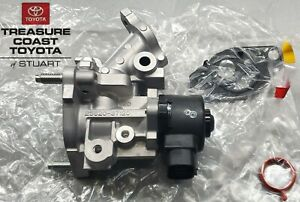 NEW OEM TOYOTA 10-2012 PRIUS & 2012 EGR VALVE KIT WITH GASKETS