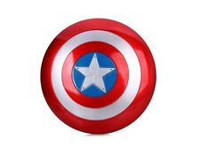 "Captain America Shield 12"" inch / 30 cm. with Light and Sound PVC Material"