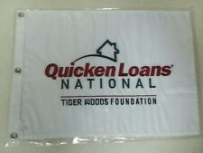 Quicken Loans National pin flag Tiger Woods Congressional Country Club open pga