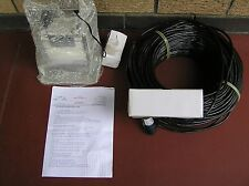 Submersible H2O 0-29m Water Level Transmitter Liquid Transducer Sensor 30m Cable