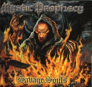 Mystic Prophecy – Savage Souls CD