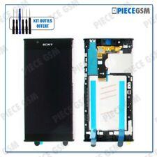 ECRAN LCD + VITRE TACTILE + FRAME pour SONY XPERIA XA1 NOIR + outils