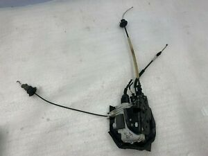2011-2018 AUDI A8 A8L S8 FRONT PASSENGER RIGHT FRONT DOOR LOCK ACT 4H1837016F