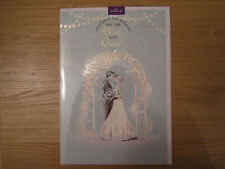 Sealed Hallmark Wedding Day Wishes For The Bride & Groom Greeting Card (162)