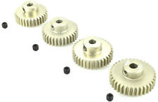 Apex RC Products 48 Pitch 32T 33T 34T 35T Aluminum Pinion Gear Set #9754