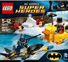 Lego Batman The Penguin Face off DC Comics Super Heroes  76010 GIFT