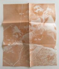 ED BEREAL 1968 S.M.S. #6 SELF-PORTRAIT sms lichtenstein duchamp christo arman