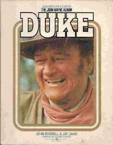 Duke : The John Wayne Album: The Legend of Our Time