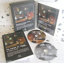 BEPPE GRILLO Incantesimi (2006) 2 DVD + LIBRO ORIGINALE