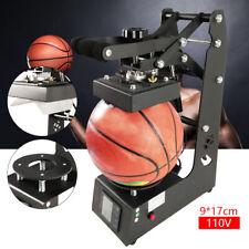 Heat Press 2 In 1 Combo Design Heat Press Machine 600w Ball Heat Transfer