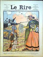 Le RIRE N° 426 du 3 janvier 1903 - au temps des Théroigne