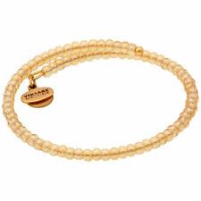 Alex and Ani Lightning Primal Spirit Wrap Rafaelian Gold Bracelet V17WPSLRG