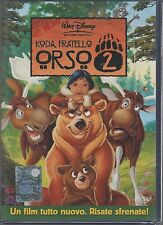 KODA FRATELLO ORSO 2 -  DVD DISNEY BIA 0027502 Z3A SIGILLATO!!!