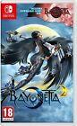 Bayonetta 2 Nintendo Switch Game (with Bayonetta Code)