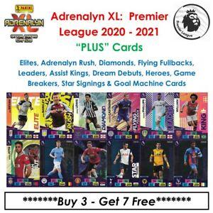 """Panini Adrenalyn XL """"PLUS"""" - Premier League 2020 - 21: Specials / Foil Cards"""
