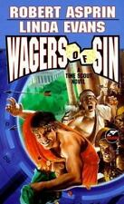 Wagers of Sin : Time Scout II by Robert L. Asprin and Linda Evans (1996, Paperba