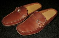 NEW COLE HAAN COUNTRY SLIP ON SLIDE MULE LOAFER WOMENS Size 8 AA BRAZIL