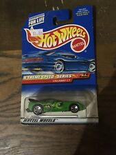 Hotwheels X-Treme Speed Callaway C7
