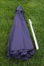 Outdoor Furniture Umbrella (Navy)