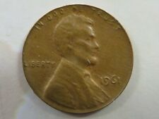1961 Lincoln Cent thin planchet 2.1 grams