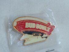 NFL Bud Budweiser Bowl V 5 Blimp Pin Budweiser Beer Football NOS NEW