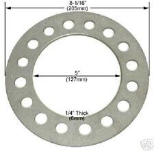 4 Pc Chevy 2500 8 Lug Wheel Spacers 8 x 6.50 1/4 Inch Thick # AP-604