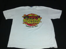 Vintage 106.1 KISS FM 1999 End of Summer Bash TShirt Size L