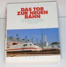 Livre Le Portail a la nouveau Bahn GLACE Dépôt Hamburg de Erich Staisch