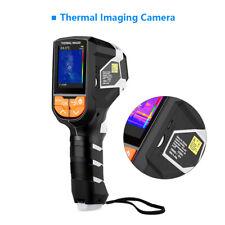 "Thermal Imaging Camera Infrared Thermometer Handheld Digital 320x240 Screen 2.4"""