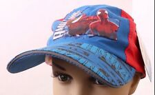 Marvel The Amazing Spider-Man Kids Boys Snap-back Cap NWT Style #85941