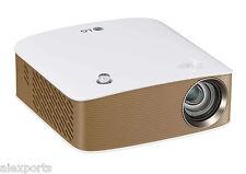 LG Portable Minibeam PH150G Nano 130-Lumen HD (1280x720) LCoS Wireless Projector