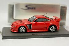 Spark 1/43 - MG SVR Rosso 2004