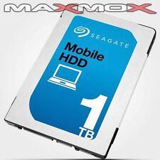 """1000GB Seagate interne Notebook Festplatte 6,4cm 2,5"""" SATA3 128MB Cache 1TB neu"""