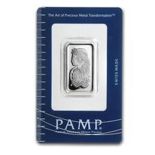 Lingot Suisse PAMP 10g argent pur 999 / PAMP Fortuna 10 grams Fine Silver Bar