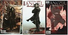 Angel Barbary Coast #1 2 3 comic book set Tv show series Joss Whedon