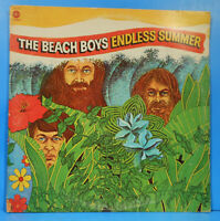 THE BEACH BOYS ENDLESS SUMMER  2X LP 1974 ORIGINAL GREAT CONDITION! VG+/VG+!!A
