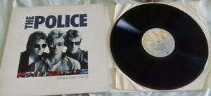 The Police - Greatest Hits by The Police LP vinyl rare