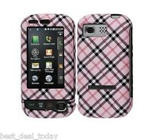 Body Glove Snap On Case For LG UX840 UX840 Tritan Pink