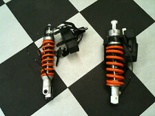 BMW R1200GS ESA Wilbers WESA conversion front and rear shock custom build