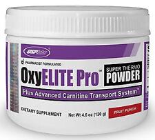 USP Labs Oxyelite Powder Thermo Fat Burner Weight Loss fruit Punch Cuts Oxy