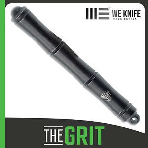 WE Knife WTP-04C Syrinx Titanium Pen - Black