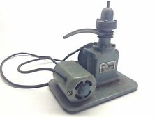 Vintage K J Miller Corp Atlas Sprayer Air Brush Compressor
