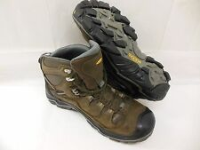 Keen Mens Leather Durand Mid Waterproof Athletic Support Trail Hiking Boots 11.5