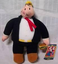"""Popeye & Pals WIMPY 13"""" Plush STUFFED ANIMAL Toy NEW"""