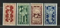 S21542) Italy 1949 MNH New Biennale 4v