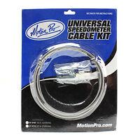 "Motion Pro Universal 50"" Speedometer Cable Kit  Motorcycle Sport Bike Kawasaki"