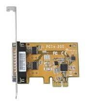 VSCom 2-port RS232 Serial PCIex (PCI Express) card