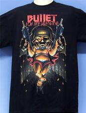 NEW: BULLET FOR MY VALENTINE - Soldier Baby (Black) Metal Concert T-Shirt