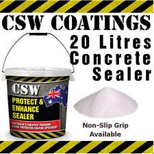 20L High Solids Enhancing Concrete Sealer !!